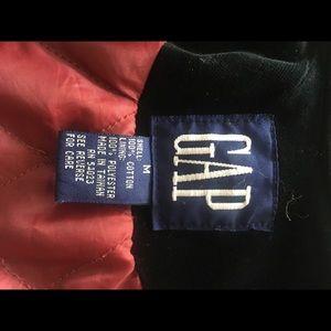 The Gap Jackets & Coats - Gap Woman's black velvet jacket.